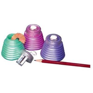 KUM Spitzerdose 221 MF, kegelförmig, farbig sortiert