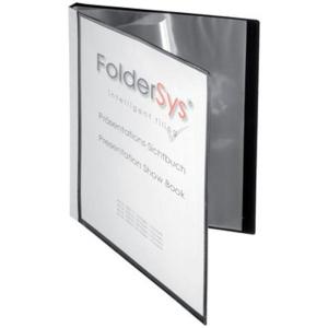 FolderSys Präsentations-Sichtbuch, 10 Hüllen,...