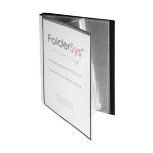 FolderSys Präsentations-Sichtbuch, 40 Hüllen,...
