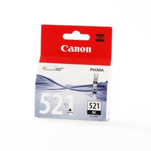 Canon CLI-521BK Original Druckerpatrone - black