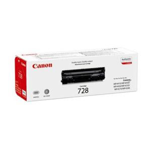 Canon CRG-728BK Original Lasertoner - black