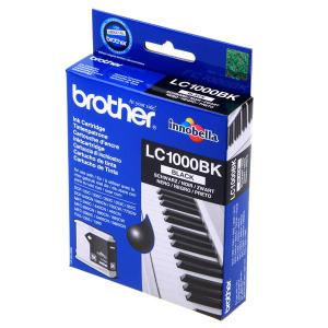 Brother LC1000BK Original Druckerpatrone - black