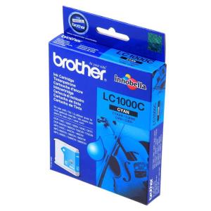 Brother LC1000C Original Druckerpatrone - cyan