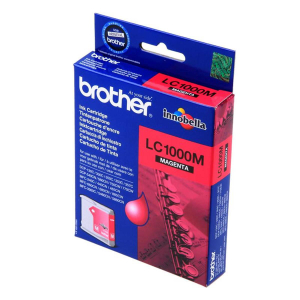 Brother LC1000M Original Druckerpatrone -  magenta