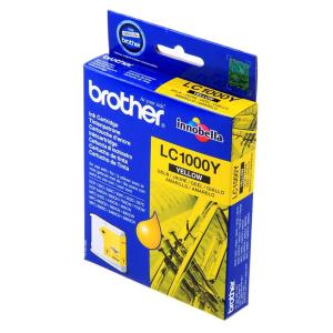 Brother LC1000Y Original Druckerpatrone - yellow