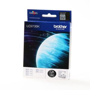 Brother LC970BK Original Druckerpatrone - black