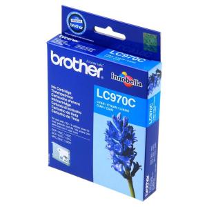Brother LC970C Original Druckerpatrone - cyan