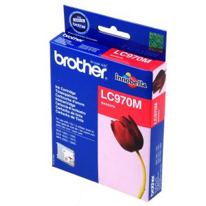 Brother LC970M Original Druckerpatrone - magenta
