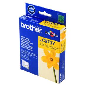 Brother LC970Y Original Druckerpatrone - yellow