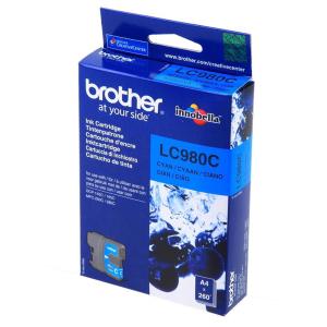 Brother LC980C Original Druckerpatrone - cyan