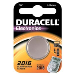 DURACELL Batterie Elektronik, USA-Code 2016, IEC-