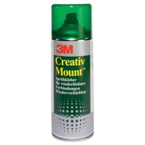 3M Sprühkleber Creativ Mount, Inhalt 254 g/400ml