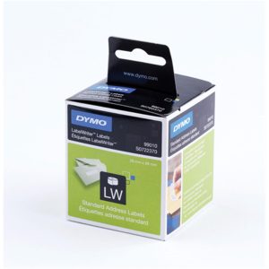 Dymo LabelWriter - Adress-Etiketten 99010 - 89 x 28 mm