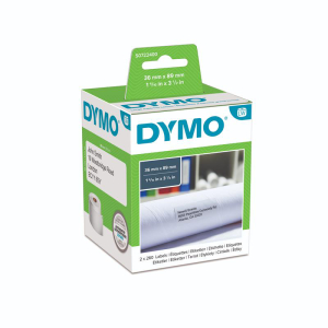 Dymo LabelWriter-Etiketten, 36x89mm, Adress-Etiketten