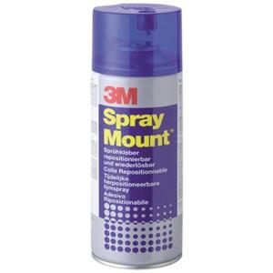 3M Sprühkleber SprayMount Inhalt 282 g/400ml