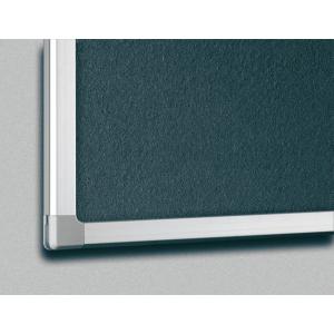 Legamaster Pinboard PROFESSIONAL Textil - 90 x 60 cm - Grau