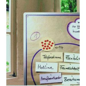 Legamaster Pinnwandpapier, PG=100 BL, 140x116cm, braun