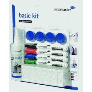 Legamaster Whiteboard-Zubehör Basic-Kit
