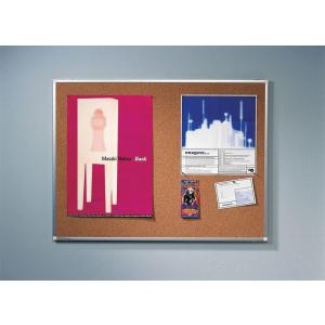 Legamaster Pinboard PREMIUM Kork, 150 x 100 cm, Naturkork