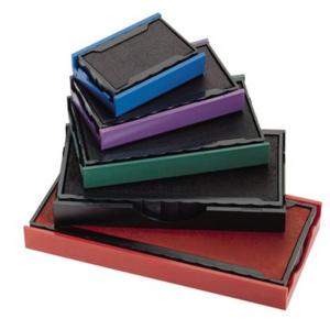 Trodat Austauschkissen für Stempel 4850, blau/rot (2...