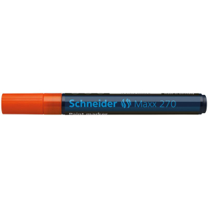 Schneider Lackmarker Maxx 270 orange