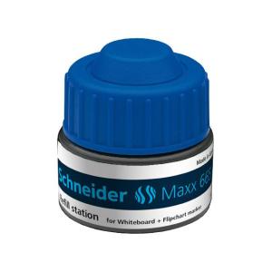 Schneider Refill Station Maxx 665 blau für Boardmarker