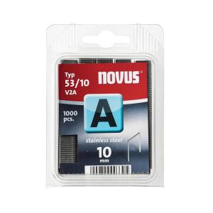 Novus Heftklammer HK53/10 V2A - edelstahl