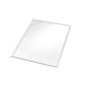 NOVUS Sichttafel DIN A4 weiß