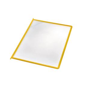 NOVUS Sichttafel DIN A4 gelb