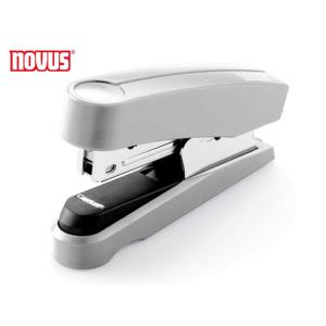 Novus Heftgerät B10 FC PROFESSIONAL Flat-Clinch grau