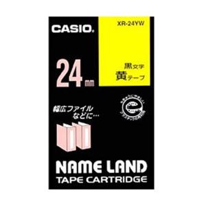 Casio Farbband XR-24YW sw.ge