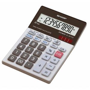 Sharp Tischrechner EL-M711 G GY