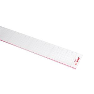 Aristo Schneidelineal 30cm Plexiglas mit Schneidekante