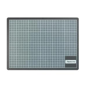 Aristo Schneideunterlage 24x30cm grün/schwarz CUT-MAT