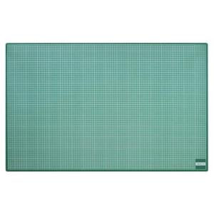 Aristo Schneideunterlage 60x90cm grün/schwarz