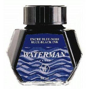 Waterman Tinte Flacon 50ml Standard schwarz