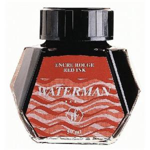 Waterman Tinte Flacon 50ml Standard rot