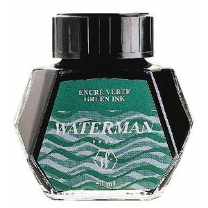 Waterman Tinte Flacon 50ml Standard grün