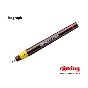 rotring Tuschefüller Isograph 0,35mm