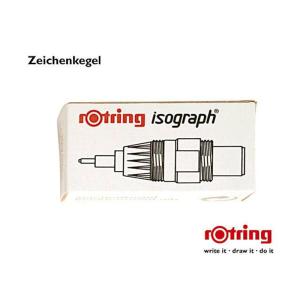 Rotring Zeichenkegel Isograph 0,18mm