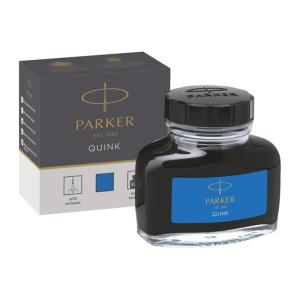 Parker Tinte Quink Flacon 57ml Z45 königsblau