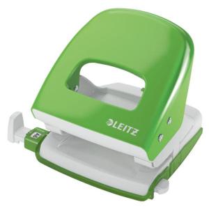 Leitz New NeXXt Locher 5008 - 30 Blatt - hellgrün