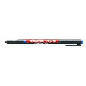 edding 140 S permanent pen Folienschreiber - 0,3 mm - blau