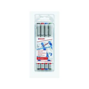 edding 152 M non-permanent pen Folienschreiber - 1 mm -...