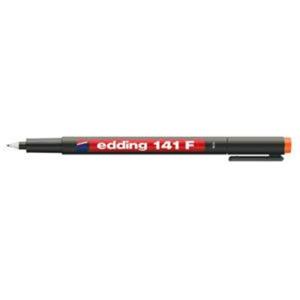 edding 141 F permanent pen Folienschreiber - 0,6 mm - orange