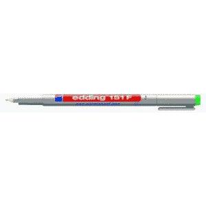 edding 150 F non-permanent pen Folienschreiber - 0,6 mm -...