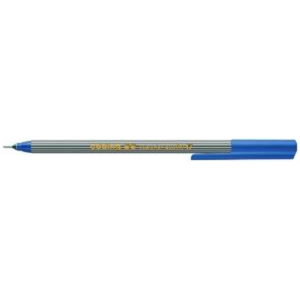 edding 55 Fineliner - 0,3 mm - stahlblau