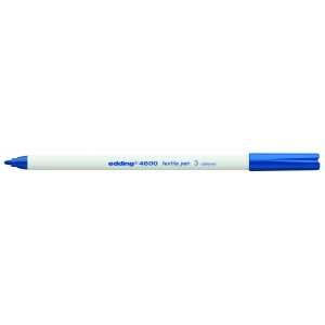 edding 4600 Textilstift - 1 mm - blau