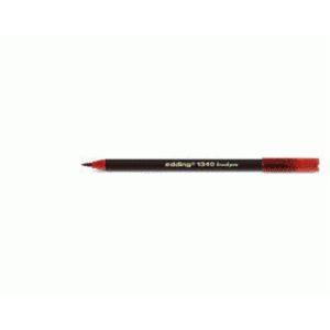 edding 1340 brush pen Pinselmaler - rot