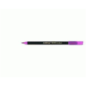 edding 1340 brush pen Pinselmaler - rosa